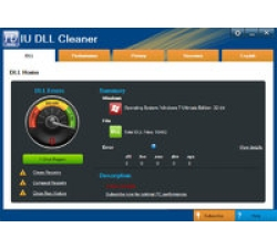 IU DLL Cleaner - (1 PC License) Coupons