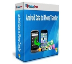 Backuptrans Android Data to iPhone Transfer (Family Edition) Coupons