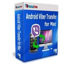 Backuptrans Android Viber Transfer for Mac (Personal Edition) Coupons