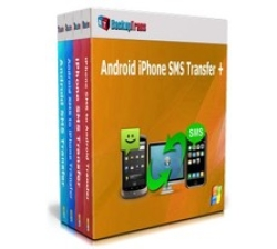 Backuptrans Android iPhone SMS Transfer + (Family Edition) Coupons