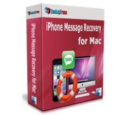 Backuptrans iPhone Message Recovery for Mac (Family Edition) Coupons
