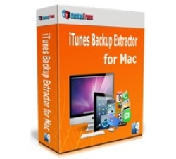Backuptrans iTunes Backup Extractor for Mac (Family Edition) Coupons