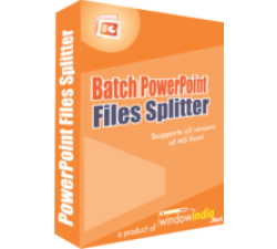 Batch PowerPoint Files Splitter Coupons