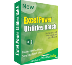 Excel Power Utilities Coupons