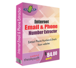 Internet Email and Phone Number Extractor Coupons