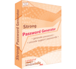 Strong Password Generator Coupons