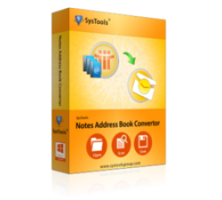 SysTools Notes Address Book Converter Coupons