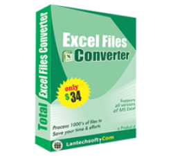 Total Excel Files Converter Coupons