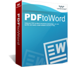 Wondershare PDF to Word Converter Coupons