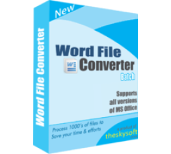 Word File Converter Batch Coupons