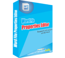Word File Properties Editor Coupons