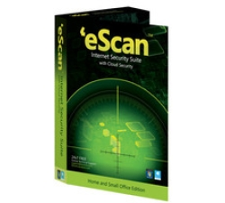 eScan Internet Security Suite with Cloud Security Coupons