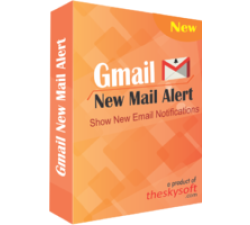 Gmail New Mail Alert Coupons