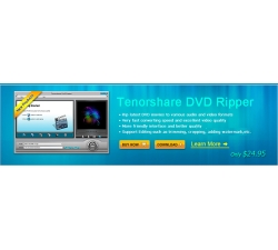 Tenorshare Video Converter for Windows Coupons