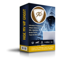 Hide My WP Ghost - 5 Websites Coupons