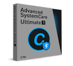 Advanced SystemCare Ultimate 9 (1 year subscription, 3PCs) Coupons