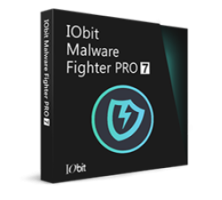 IObit Malware Fighter 7 PRO (1 Year, 3 PCs)- Exclusive Coupons