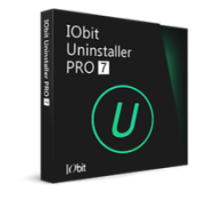 IObit Uninstaller PRO 7 (1 year subscription / 1 PC) Coupons