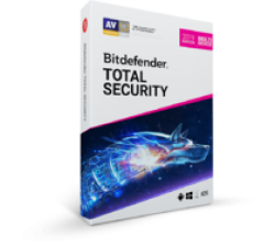 Bitdefender Total Security Multi-Device 2019 (1 Year 3 Devices) at US$33.00 (Promo) Coupons