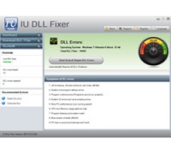 IU DLL Fixer - (1 PC License) Coupons