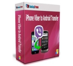 Backuptrans iPhone Viber to Android Transfer (Personal Edition) Coupons