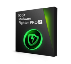 IObit Malware Fighter 3 PRO (1 year subscription / 1 PC) Coupons