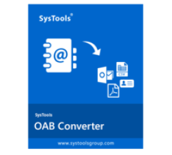 SysTools OAB Converter Coupons