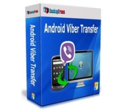 Backuptrans Android Viber Transfer (Family Edition) Coupons