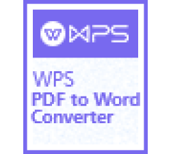 WPS PDF to Word Coupons