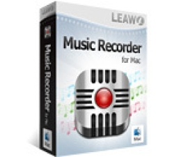 Leawo Music Recorder for Mac Coupons