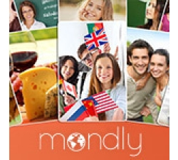Mondly Premium 1 Language - Monthly Subscription Coupons