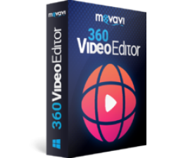 Movavi 360 Video Editor - Format360 Edition Coupons