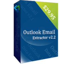 Outlook Email Extractor (5 Years License) Coupons