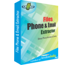 Files Phone and Email Extractor Coupons