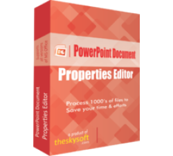 PowerPoint Document Properties Editor Coupons