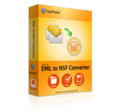 SysTools EML to NSF Converter Coupons