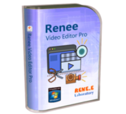 Renee Video Editor Pro - 3 PC LifeTime Coupons