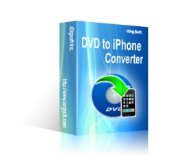 iOrgSoft DVD to iPhone Converter Coupons