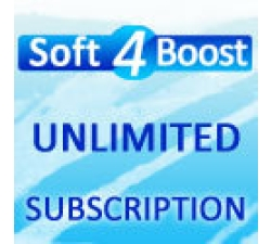 Soft4Boost Unlimited Subscription Coupons
