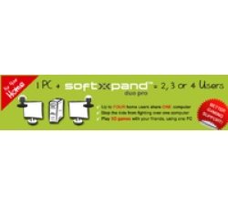 SoftXpand Duo Pro - 4 Users Coupons