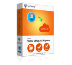 SysTools DBX to Office 365 - One License Coupons