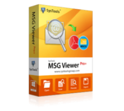 SysTools MSG Viewer Pro Plus Coupons