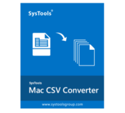 SysTools Mac CSV Contacts Converter Coupons