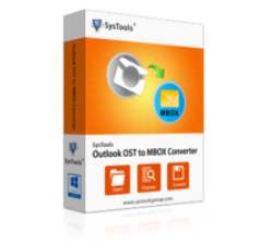 SysTools Outlook OST to MBOX Converter Coupons