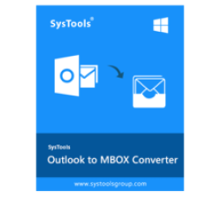 SysTools Outlook to MBOX Converter Coupons