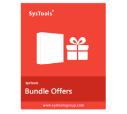 Bundle Offer - SysTools DBX Converter + Outlook to G Suite Coupons