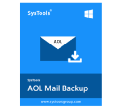 SysTools AOL Backup - Single User Coupons