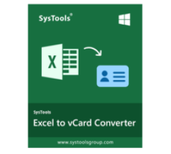 SysTools Excel to vCard Coupons
