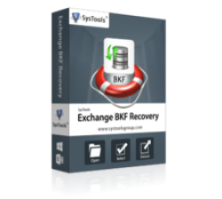 SysTools Exchange BKF Recovery Coupons