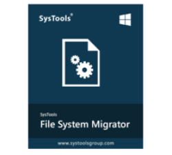 SysTools File System Migrator Coupons